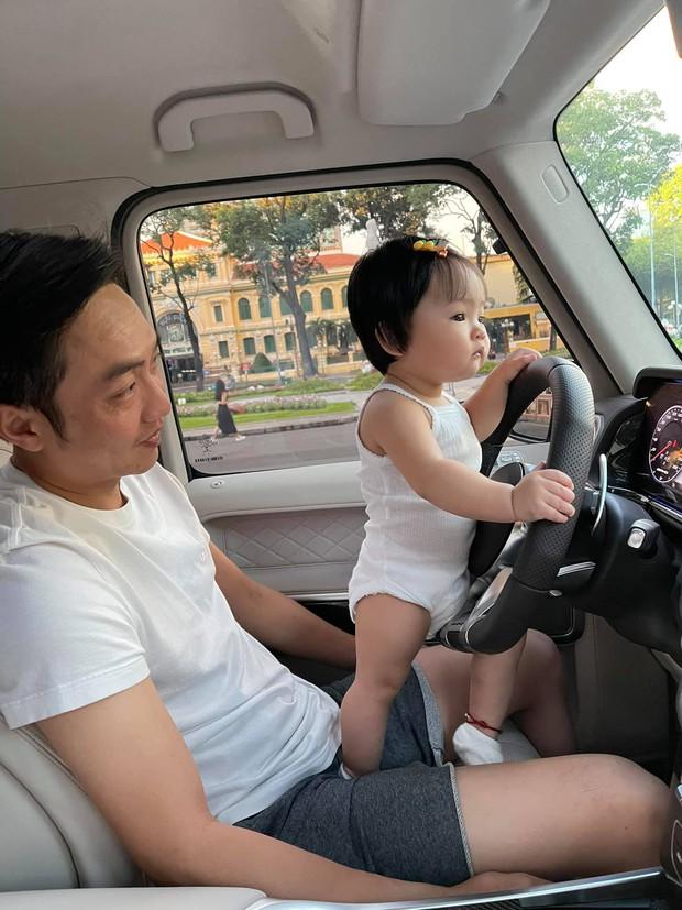 Cường Đô La có 1 chiếc garage siêu xế cực khủng cả chục tỷ, ai ngờ giờ biến thành khu... mua vui cho ái nữ Suchin - Ảnh 11.