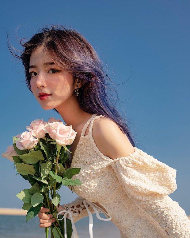 """Bị nghi """"dao kéo"""" mũi, gái xinh được mệnh danh Yena đời thực nói gì mà netizen kéo vào bình luận tưng bừng? - Ảnh 1."""