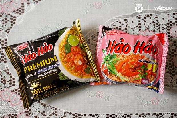 Ăn thử mì Hảo Hảo Premium Tôm Chua Cay: Hàng hiếm đợi 1 tuần mới ship đến nơi, có ngon lắm không mà dân mạng rần rần tìm mua? - Ảnh 3.