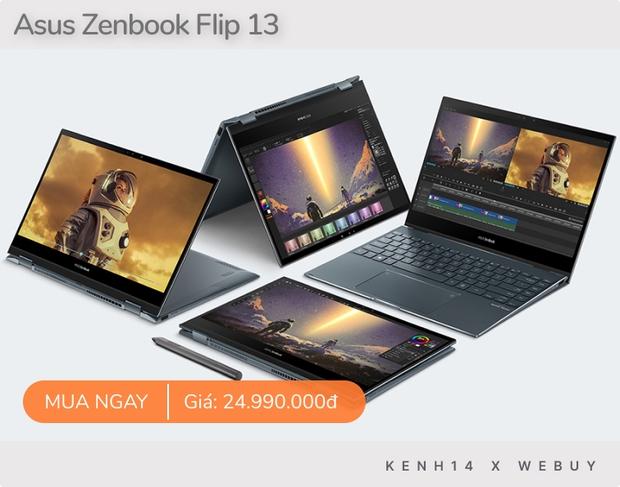 Nếu không thích MacBook thì đây là 5 mẫu laptop sang chảnh mỏng nhẹ xịn xò không kém cho các nàng - Ảnh 5.