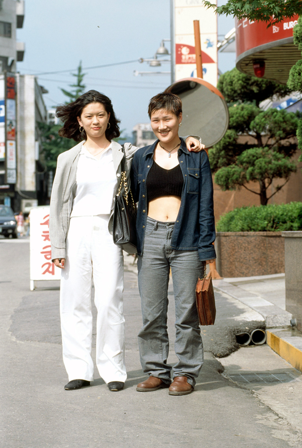 Giới trẻ Hàn - Nhật ngày xưa mặc gì? Có xịn như bây giờ không? - Ảnh 5.