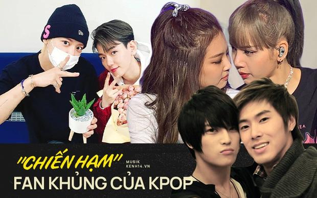 Loạt chiến hạm OTP được fan Kpop đẩy mạnh nhất: BTS và EXO siêu cấp đỉnh, cặp đôi gen 1 nhà SM đi vào huyền thoại - Ảnh 1.
