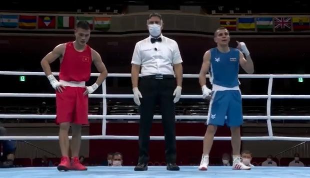 Tự tin quẩy sớm vì tưởng thắng được võ sĩ Việt tại Olympic, VĐV chuyển sang mếu máo khi nghe kết quả cuối cùng - Ảnh 2.