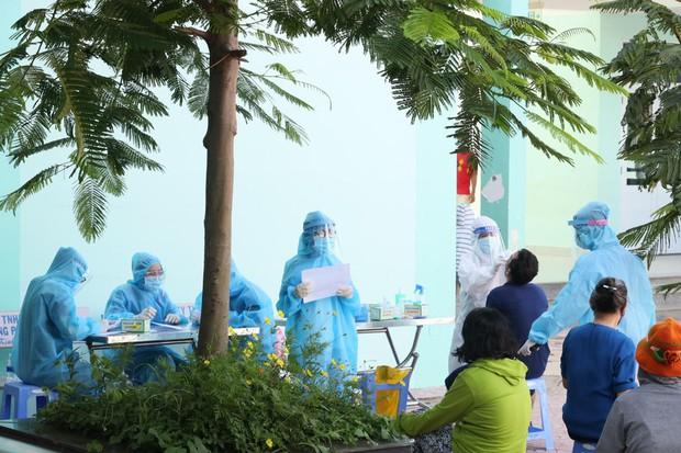Bà Rịa - Vũng Tàu ghi nhận ca dương tính SARS-CoV-2 cao kỷ lục - Ảnh 1.