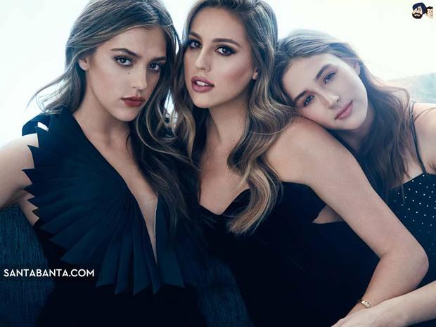 Không phải Kardashian, nhà tài tử Rambo mới là gia đình cực phẩm: Cả 3 ái nữ đều đẹp như Hoa hậu, mã gene báu vật là đây! - Ảnh 6.