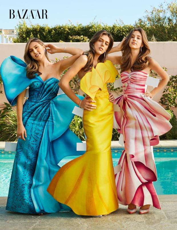 Không phải Kardashian, nhà tài tử Rambo mới là gia đình cực phẩm: Cả 3 ái nữ đều đẹp như Hoa hậu, mã gene báu vật là đây! - Ảnh 13.