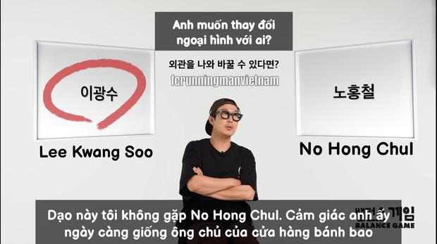 Haha (Running Man): Từ chối sống như Yoo Jae Suk, muốn đổi ngoại hình cùng Lee Kwang Soo - Ảnh 3.