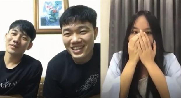 Xuân Trường chúc con gái HLV Kiatisuk sớm tìm được người yêu, hẹn gặp gỡ ở Việt Nam - Ảnh 1.