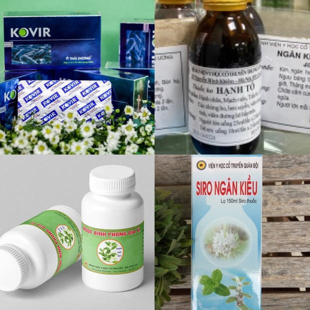 Bộ Y tế công bố 12 loại thuốc cổ truyền hỗ trợ điều trị Covid-19 - Ảnh 1.
