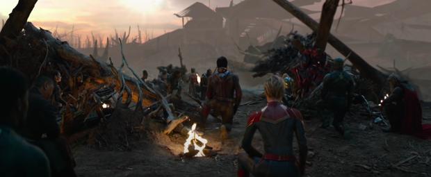 Avengers: Endgame từng cắt bỏ 1 cảnh khi Iron Man hy sinh, vô cùng cảm động nhưng cắt ra là đúng! - Ảnh 4.