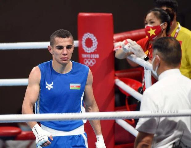 Tự tin quẩy sớm vì tưởng thắng được võ sĩ Việt tại Olympic, VĐV chuyển sang mếu máo khi nghe kết quả cuối cùng - Ảnh 4.