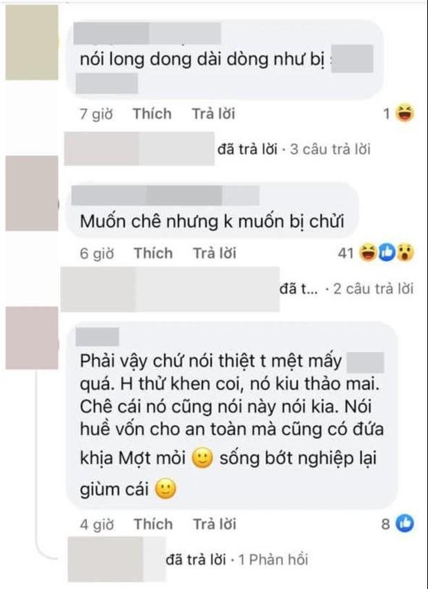 Netizen mỉa mai câu trả lời lòng vòng của Hiền Hồ khi được hỏi về giọng hát Đông Nhi: Muốn chê thì nói đại một tiếng - Ảnh 4.