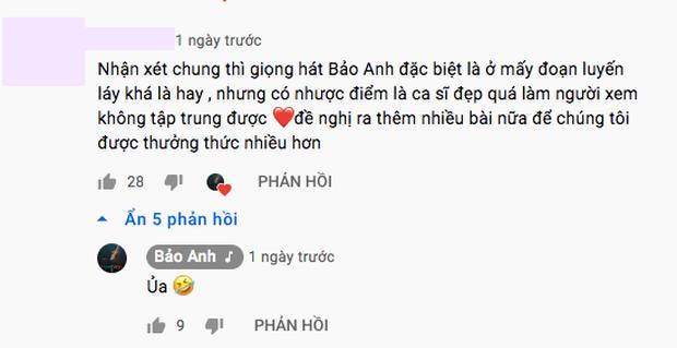Bảo Anh cover loạt ca khúc nhạc Hoa lời Việt được netizen khen ngợi nhưng bị chê một nhược điểm khiến chính chủ phải Ủa - Ảnh 6.
