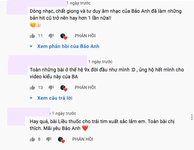 Bảo Anh cover loạt ca khúc nhạc Hoa lời Việt được netizen khen ngợi nhưng bị chê một nhược điểm khiến chính chủ phải Ủa - Ảnh 5.