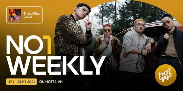 MONSTAR và Da LAB đối đầu căng thẳng, Jack bỗng vắng mặt ở thứ hạng đầu HOT14 Weekly - Ảnh 20.