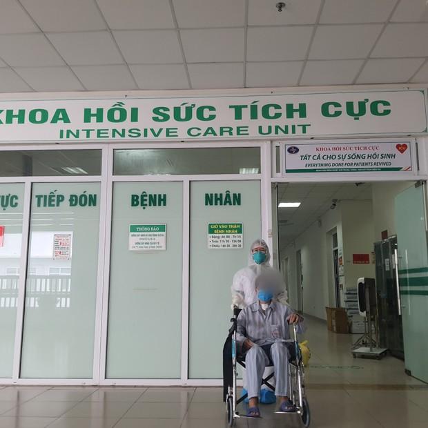 Thai phụ mắc Covid-19 mất con khi đang điều trị, trải qua 45 ngày thở máy, 16 ngày ECMO và sự hồi phục kì diệu - Ảnh 1.