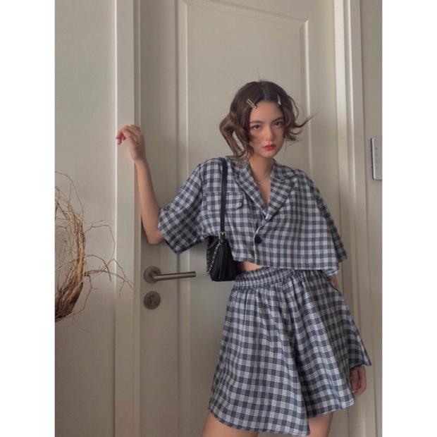 8 shop thời trang rẻ đẹp hot nhất Shopee: Có cả style Hàn xẻng lẫn cool girl, vào xem nhất định chốt vài món  - Ảnh 21.