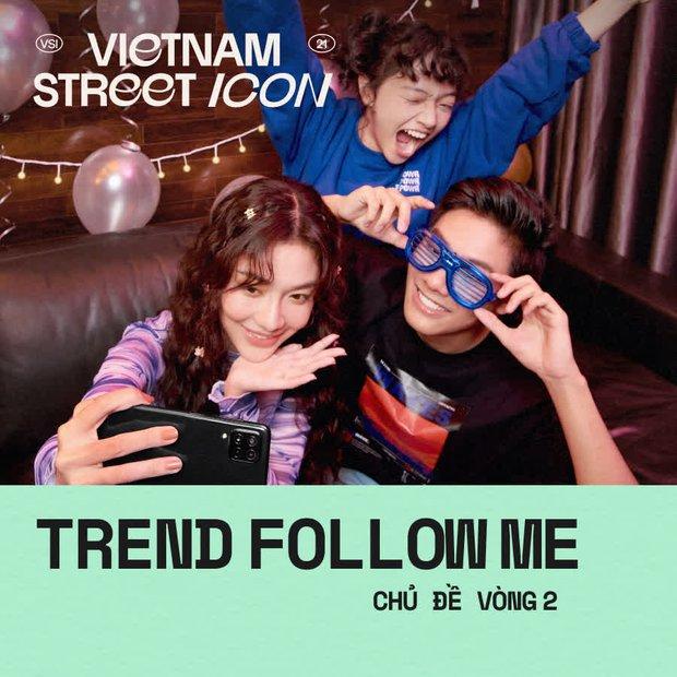 Tấm thiệp mời trên bàn, chủ đề vòng 2 rõ ràng, top 15 Vietnam Street Icon sẵn sàng chiến hết mình chưa ạ? - Ảnh 2.