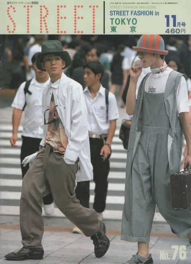 Giới trẻ Hàn - Nhật ngày xưa mặc gì? Có xịn như bây giờ không? - Ảnh 8.