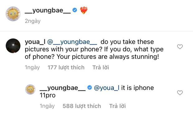 Taeyang (Big Bang) tiết lộ dòng iPhone đang sử dụng, khó tin đó lại là máy đã bị ngừng sản xuất - Ảnh 3.
