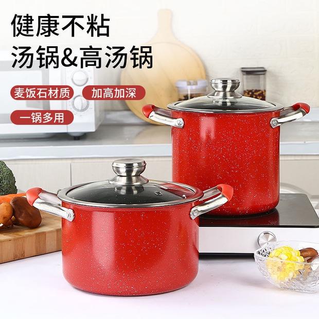 Nhìn Tóc Tiên nấu phở mà ham, chị em nào muốn luyện tay nghề thì sắm ngay một chiếc nồi chuẩn chỉnh thôi - Ảnh 8.