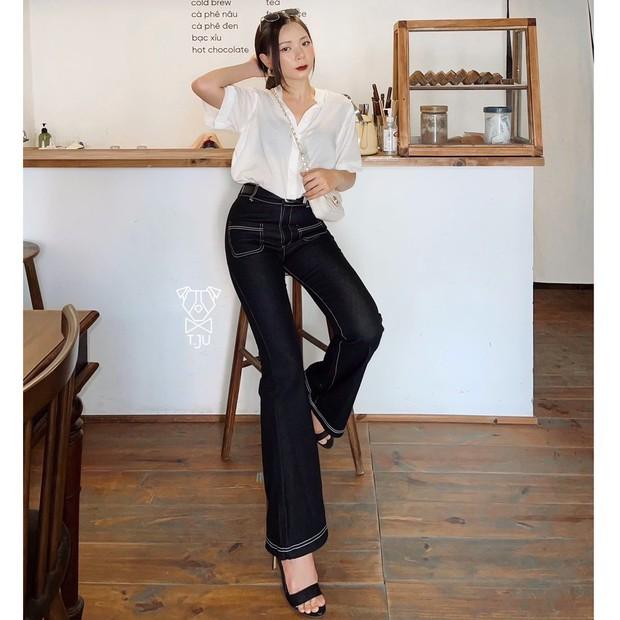 8 shop thời trang rẻ đẹp hot nhất Shopee: Có cả style Hàn xẻng lẫn cool girl, vào xem nhất định chốt vài món  - Ảnh 17.