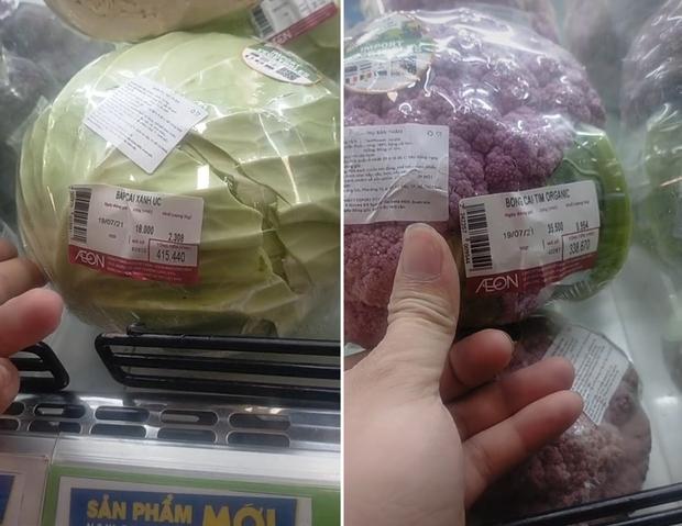 Đi siêu thị thấy bắp cải có giá hơn 400k, chàng trai tá hoả nhưng liệu có phải rau bị tăng giá như lời đồn? - Ảnh 2.
