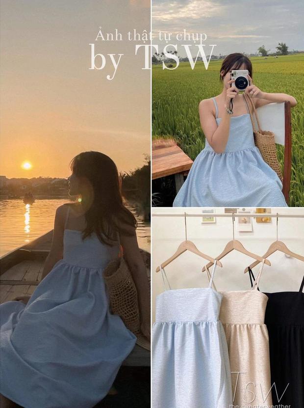 8 shop thời trang rẻ đẹp hot nhất Shopee: Có cả style Hàn xẻng lẫn cool girl, vào xem nhất định chốt vài món  - Ảnh 9.