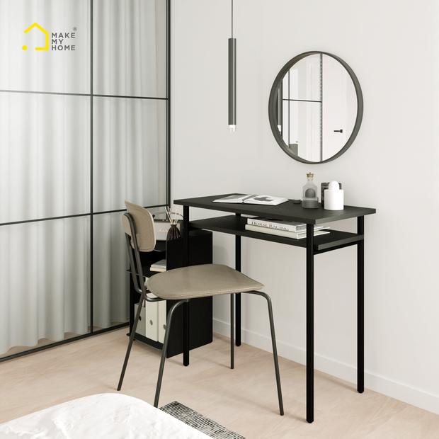 5 chiếc bàn siêu gọn cho phòng chật: Vừa đẹp vừa dễ tháo lắp, mua về để work from home là số dzách - Ảnh 5.