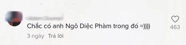 Đu trend nhún nhảy cùng Lisa (BLACKPINK) trên TikTok, Minh Tú vẫn không quên cà khịa drama Ngô Diệc Phàm? - Ảnh 8.