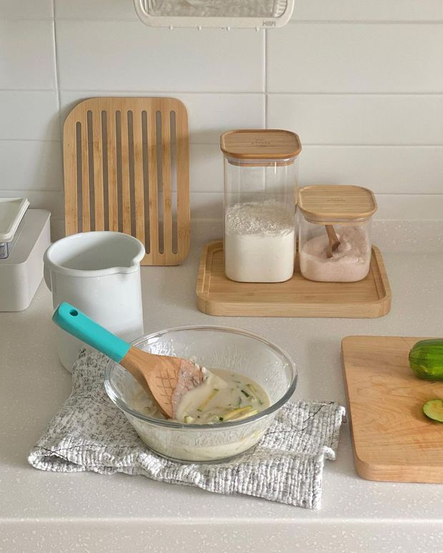 Nghỉ dịch ở nhà tút lại bếp cho vui: 4 tips đơn giản lại siêu rẻ để có căn bếp xinh chuẩn Hàn - Ảnh 16.