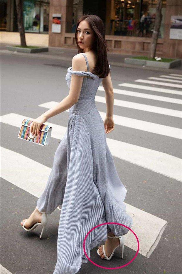 Người thì xinh mà cứ chọn nhầm giày dép, các nàng có thấy chật vật không? - Ảnh 3.