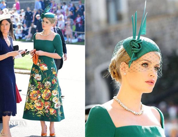 Cháu gái Công nương Diana từng chiếm spotlight tại đám cưới Meghan bất ngờ kết hôn, danh tính chú rể gây chú ý - Ảnh 1.