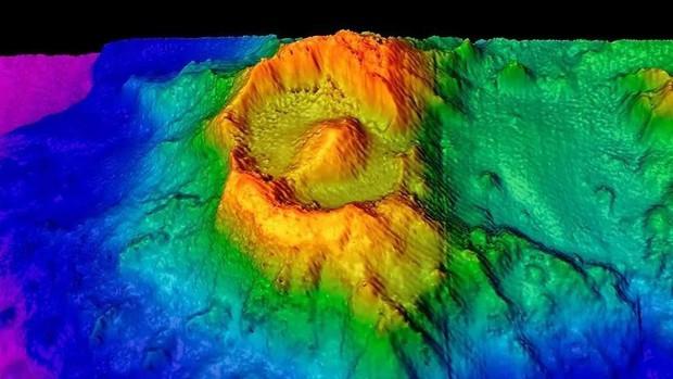 Tìm thấy tàn tích núi lửa giống trong phim Chúa tể của những chiếc nhẫn - Ảnh 1.