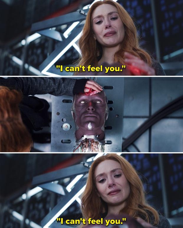 Loạt tình tiết sốc óc bị Marvel cắt bỏ vào phút chót: Black Widow chuẩn bị hồi sinh, Thanos lấy đầu Đội trưởng Mỹ? - Ảnh 9.
