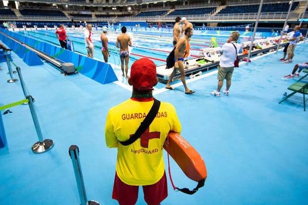 """Cô gái trong ảnh đang ngồi ở vị trí """"việc nhẹ lương cao"""" bậc nhất các kỳ Olympic - Ảnh 2."""