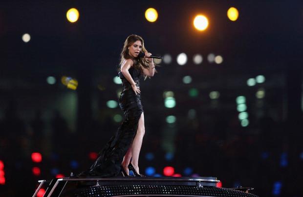 Màn tái hợp của Spice Girls tại Olympic 2012 gây nổ truyền thông là thế nhưng bà xã David Beckham từng không muốn diễn cùng hội chị em? - Ảnh 10.