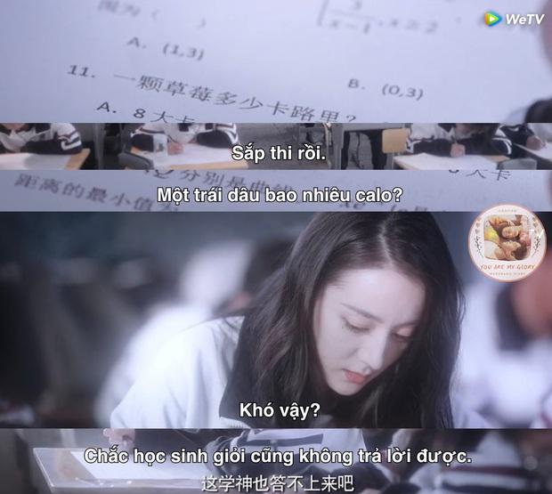 Đề thi hóc búa vô lý khiến netizen khóc thét ở Em Là Niềm Kiêu Hãnh Của Anh: Một trái dâu bằng mấy calo? - Ảnh 2.
