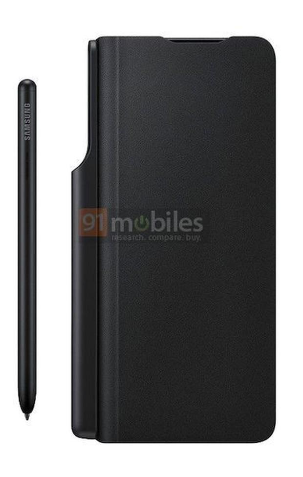 Đây là cách Samsung tích hợp bút S Pen cho Galaxy Z Fold 3 - Ảnh 3.