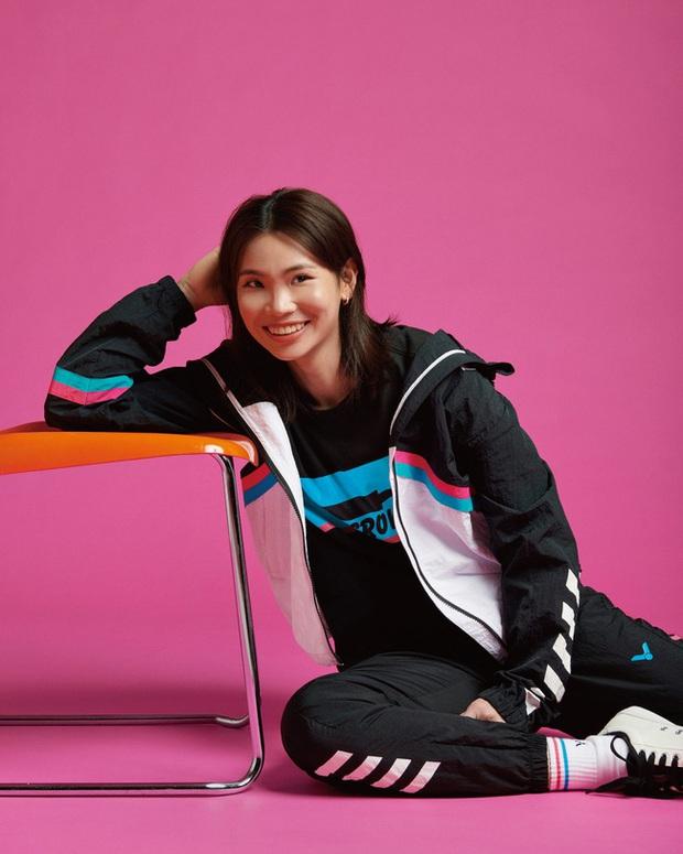 Tay vợt số 1 thế giới chạm trán với Thùy Linh tại Olympic Tokyo 2020: Lên đỉnh vinh quang khi mới 17 tuổi, được in ảnh trên SGK - Ảnh 6.