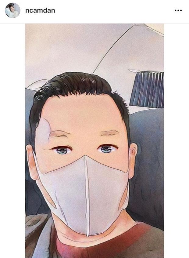 Bồ tin đồn kém 27 tuổi bất ngờ đăng ảnh đại gia Đức Huy phiên bản anime rồi lại xoá lẹ, thôi thì công khai hẹn hò luôn nào! - Ảnh 2.