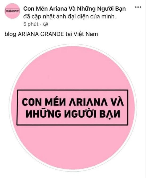 1 loạt fanpage của Taylor Swift, Lady Gaga và sao US-UK tại Việt Nam đổi avatar đen hồng như trúng lời nguyền BLACKPINK, chuyện gì đây? - Ảnh 4.