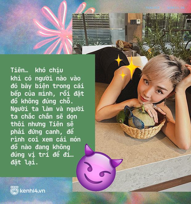 Vẫn Là Em Đây #1: Tóc Tiên ở nhà nói đạo lý với mèo, ăn tối lúc 4h, không cãi nhau với chồng vì... nhà to - Ảnh 9.