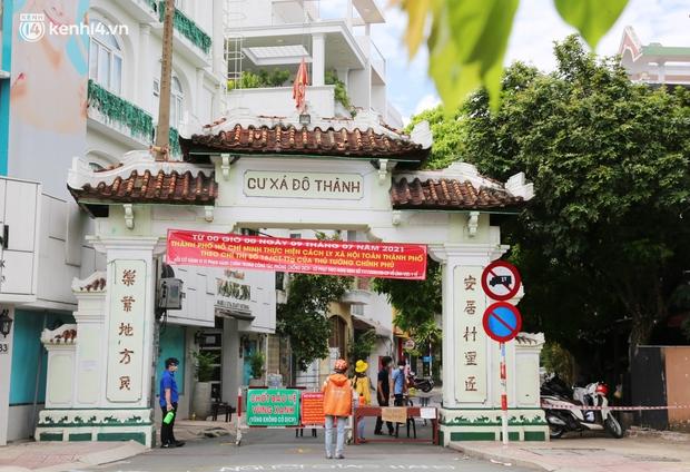Cận cảnh những chốt bảo vệ vùng xanh ở Sài Gòn: Ngăn dịch bệnh từ bên ngoài xâm nhập vào - Ảnh 11.