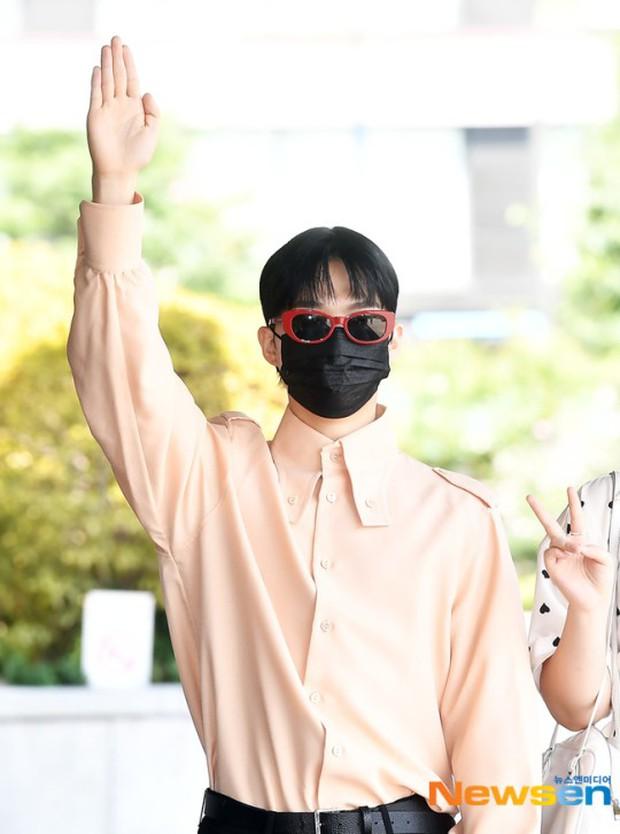 Dàn sao đổ Hàn bộ đài truyền hình: Mỹ nhân T-Ara xinh xỉu, Lee Kwang Soo lột xác đến mức được so với cả... Lee Min Ho? - Ảnh 13.
