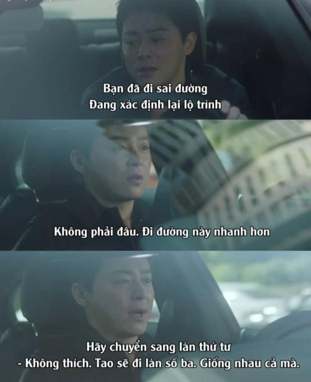 Cười rụng rốn với Ik Jun của Hospital Playlist: Cãi nhau tới bến với Google Maps, để lộ hint khác biệt so với trong phim - Ảnh 4.