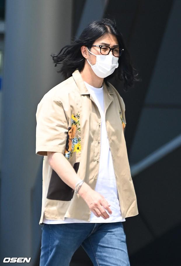 Dàn sao đổ Hàn bộ đài truyền hình: Mỹ nhân T-Ara xinh xỉu, Lee Kwang Soo lột xác đến mức được so với cả... Lee Min Ho? - Ảnh 9.