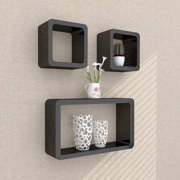 5 loại kệ treo tường cực hợp với nhà chật, toàn kiểu đẹp mắt và thích nhất là cực rẻ - Ảnh 14.