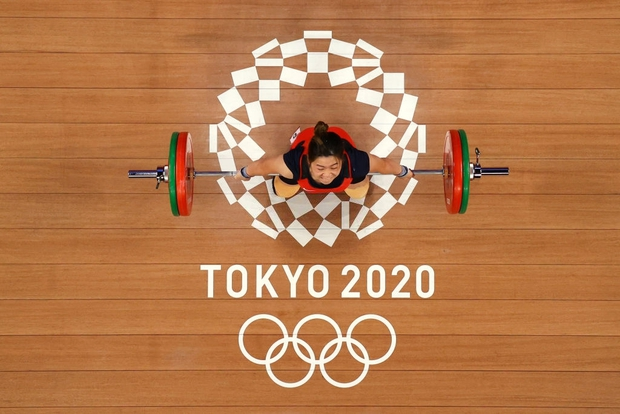 Olympic Tokyo ngày 27/7: Tiến Minh bị loại sau thất bại trước tay vợt gốc Indonesia - Ảnh 6.