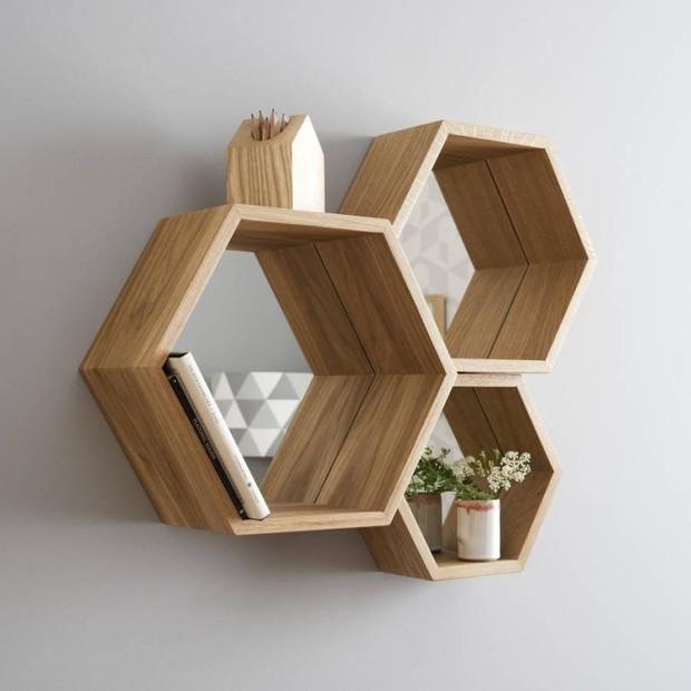 5 loại kệ treo tường cực hợp với nhà chật, toàn kiểu đẹp mắt và thích nhất là cực rẻ - Ảnh 16.